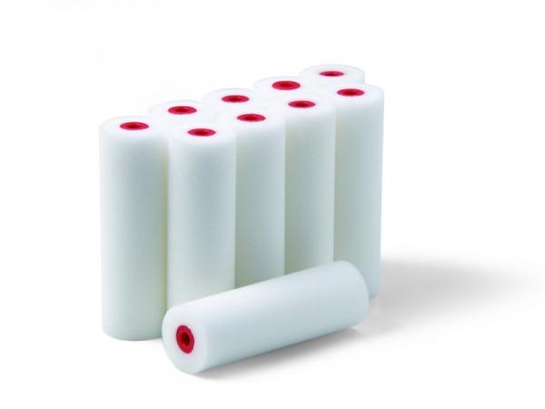 Ersatzwalze Heizkörperrolle 15cm Lackwalze Schaumstoff fein 50mm/160mm