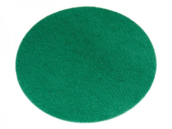 Bohnerpad 406mm grün dünn (Extrem-Reinigung)