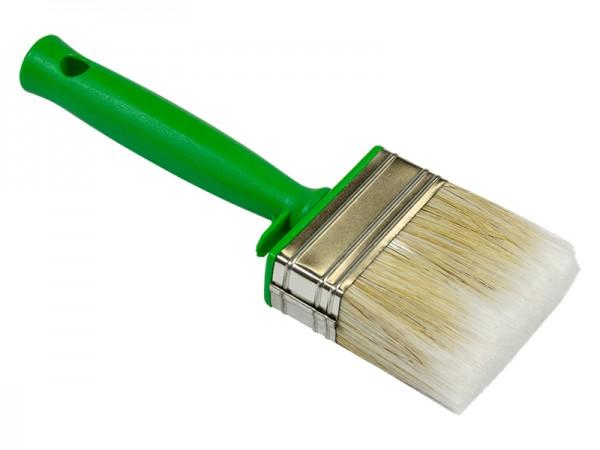 Flächenstreicher 70x25mm grüner Plastikgriff