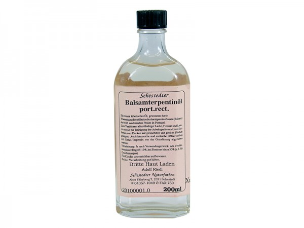 Balsam-Terpentinöl 250ml