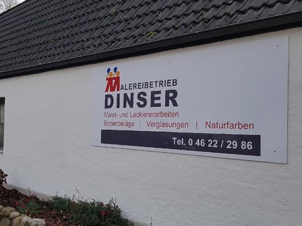 Malereibetrieb-Dinser