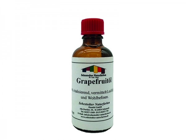 Grapefruitöl 50ml