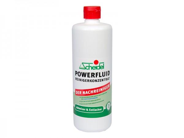 Scheidel Powerfluid Reinigungskonzentrat 0.75l