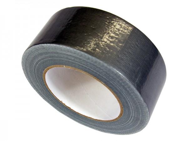X-Way Gewebeband Gaffatape 50mm x 50m grau oder schwarz