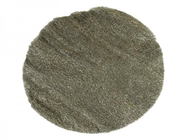 Edelstahl-Schleifpad dick (für Reinigung und Endschliff)