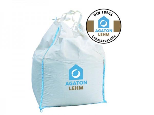 Agaton Lehm Unterputz erdfeucht 1100kg Big Bag