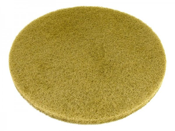 Bohnerpad 406mm gelb-beige Superpad (universal)