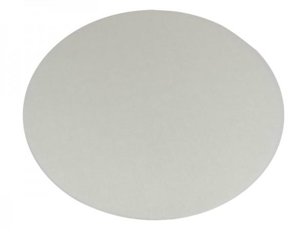 Bohnerpad 406mm weiß dünn (Politur)