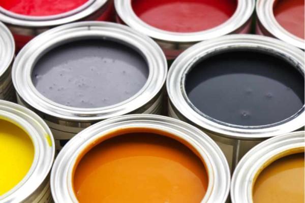 Leinöl-Lackfarbe farbig 2.5l