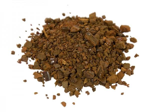 Akkaroidharz rot zum Einfärben von Spritlacken Gummi accaroides 1.0kg