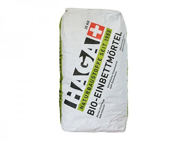 HAGA Bio Einbettmörtel 25,0 kg Sack